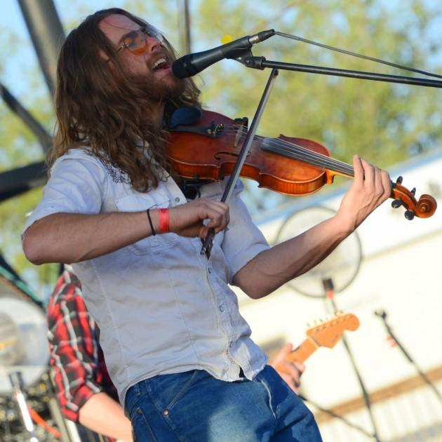 Spring Fest 2014 - Dix Hat Band