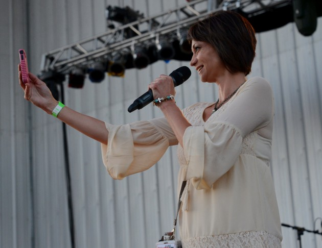 Spring Fest 2014 - Blake FM's Amy Lee